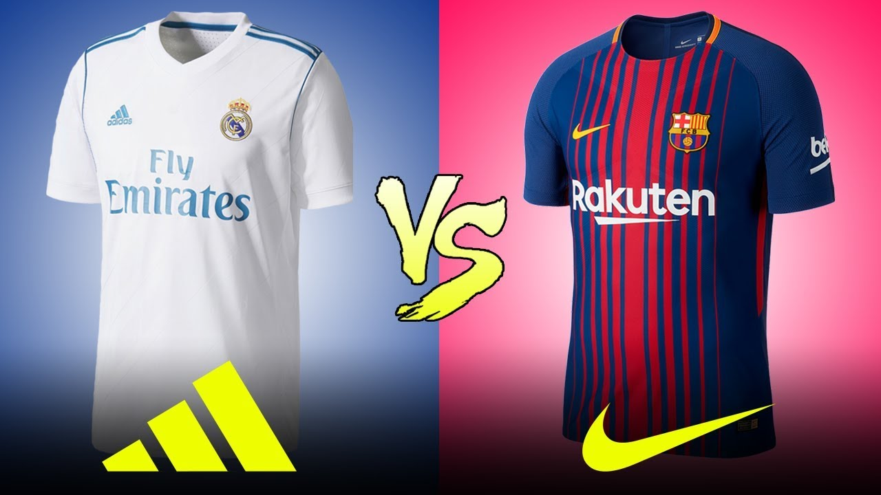 acfaf8f5d4d Adidas vs Nike   Who Made The Best Kits For The   2017 18   Season ...