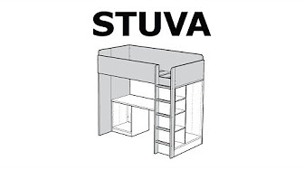 Stuva Assembly Instructions Youtube