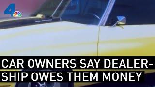 Car Dealership Under Investigation in Upland | NBCLA