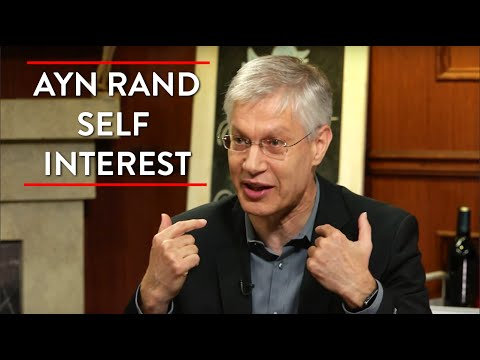 Ayn Rand's Philosophy on Science and Self Interest