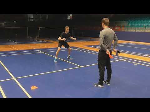 Badminton Agility Exercises
