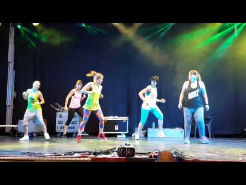 LAURA ZUMBA NB ( Gloria