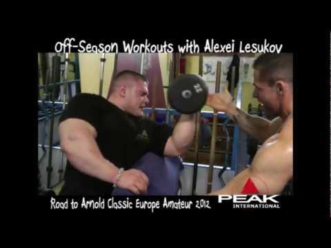 Alexei Lesukov Off-season 2012