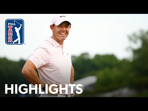 Rory McIlroy's winning highlights from Wells Fargo | 2021
