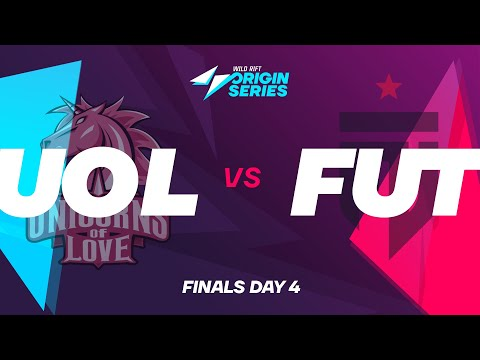 WR:OS July Cup Finals Day 4 UOL vs FUT - Group B