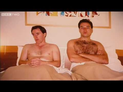 In bed with David  Walliams   The Rob Brydon   BBC Two