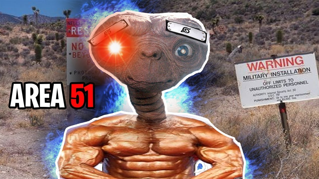 wE ArE StOrMinG AreA 51 (BE WARNED)