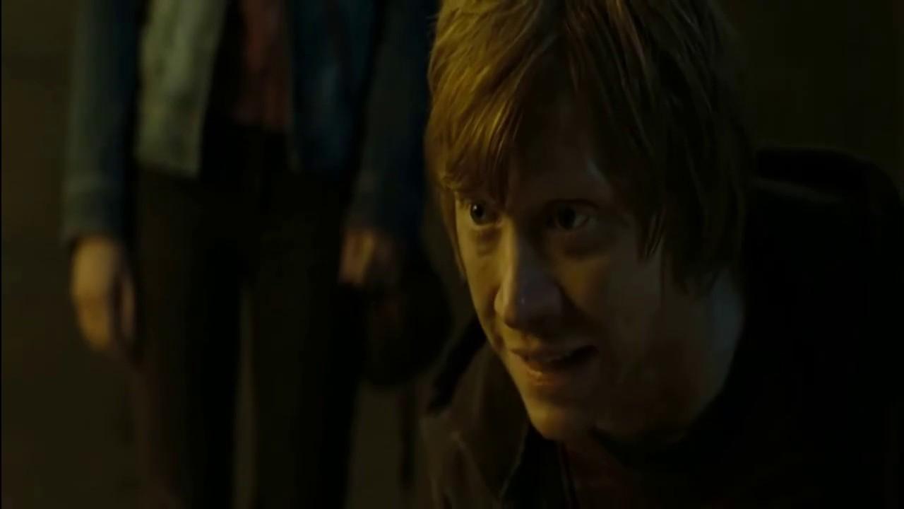 Гарри Поттер и дары Смерти. Часть 2 - YouTube