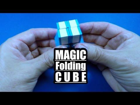 LEGO Magic Folding Cube - The Original Fidget Cube - Cool LEGO Ideas