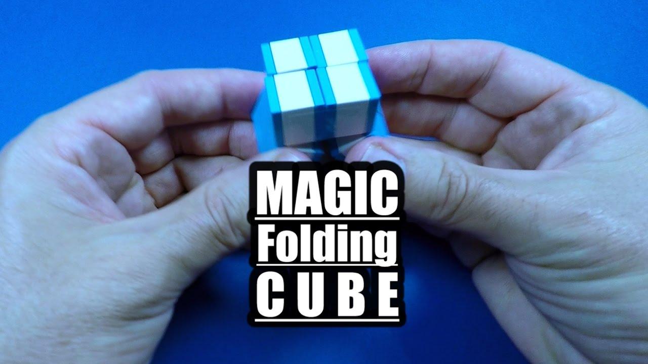 LEGO Magic Folding Cube