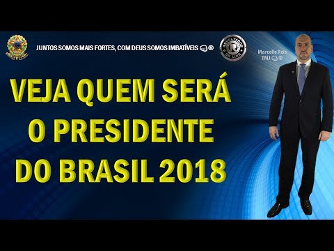 PRESIDENT OF BRAZIL - 2018 - PRESIDENTE DO BRASIL