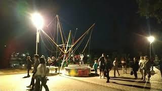 Бугульма. Вечерняя прогулка по центру города. 30 Августа 2021 года.