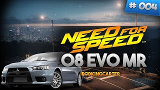 Need for Speed 2015: Ep 4 - My New 2008 Mitsubishi Lancer Evolution (PS4 Gameplay)