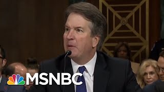 brett kavanaugh in court