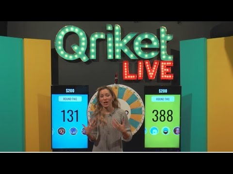 #QriketLIVE Replay #589 - 5 Spins $200 Game