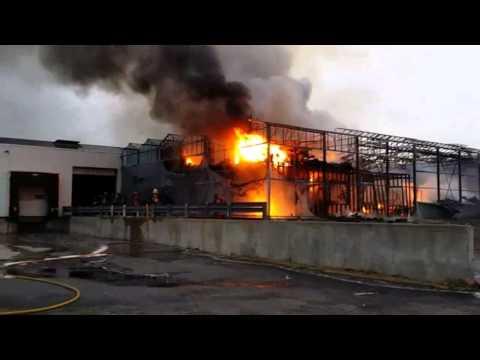 Harmony Township Fire, June 4, 2015