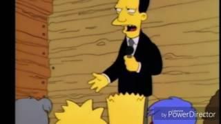 Bart Takes Over Kamp Krusty Video