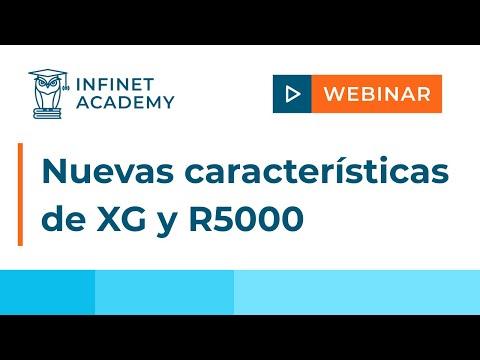 XG R5000 Update.