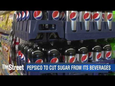 Pepsico is Going on a Sugar Diet, Plans to Make Healthier Food by 2025