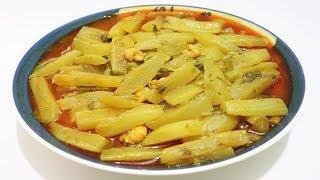 Radish Curry With Shrimp Recipe | Bengali Mola Jhol and Chingri Recipe | So Yummy Delicious Recipes