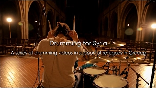 Drumming for Syria Part VI - Figure It Out (Royal Blood)
