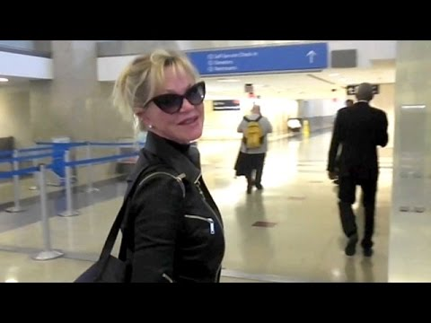 Melanie Griffith Loves The Yeezys Kris Gave Her