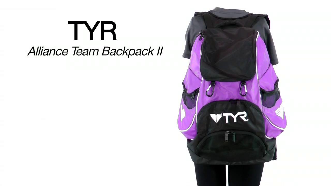 36167f123a TYR Alliance Team Backpack II