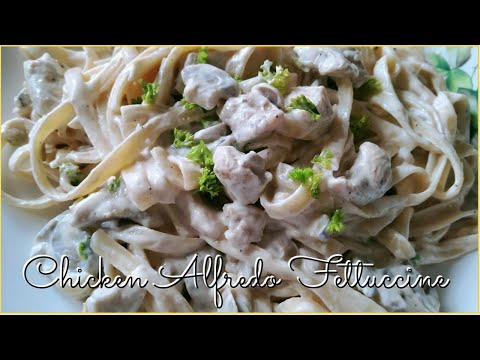 easy-chicken-alfredo-fettuccine-recipe|-perfect-pasta-recipe-for-holidays|-foods-etcetera