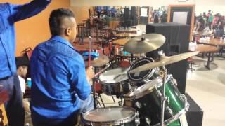 Marimba sonora maya en dalton GA mayo 9 2015
