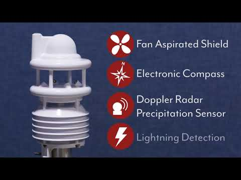 Pulsar Weather Stations