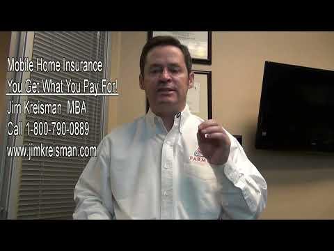 Mobile Home Insurance Policy FAQs | Scottsdale Arizona AZ