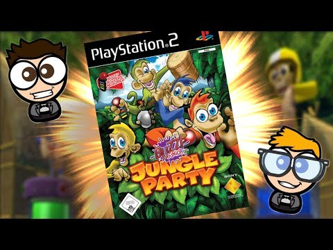 Buzz! Junior: Jungle Party - MONKEY BUSINESS! - The Gamingers