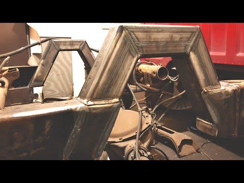 FINISHING SILVERADO CREW CAB STEP NOTCH