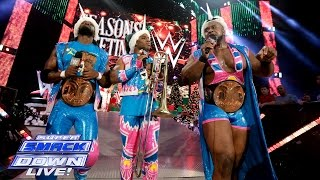 The New Day spreads some holiday cheer: SuperSmackDown, December 22, 2015