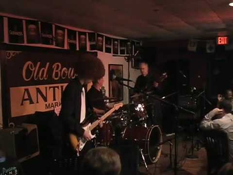 Andy Poxon, Long Distance Blues - Incredible Youth Artist Singer Guitarist