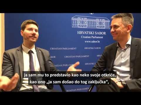 Saša Radulović i Ivan Pernar - Ko i zbog čega kolonizuje Balkan