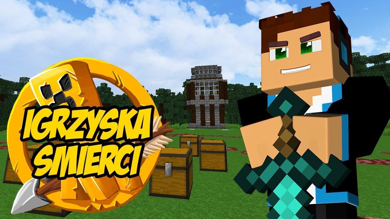 Minecraft Igrzyska Śmierci #103 – WYŚCIG! | The Survival Games | Vertez