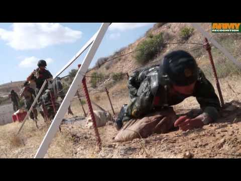 Warrior Competition 2016 KASOTC King's Challenge Event Jordan Jordanian Special Forces training cent