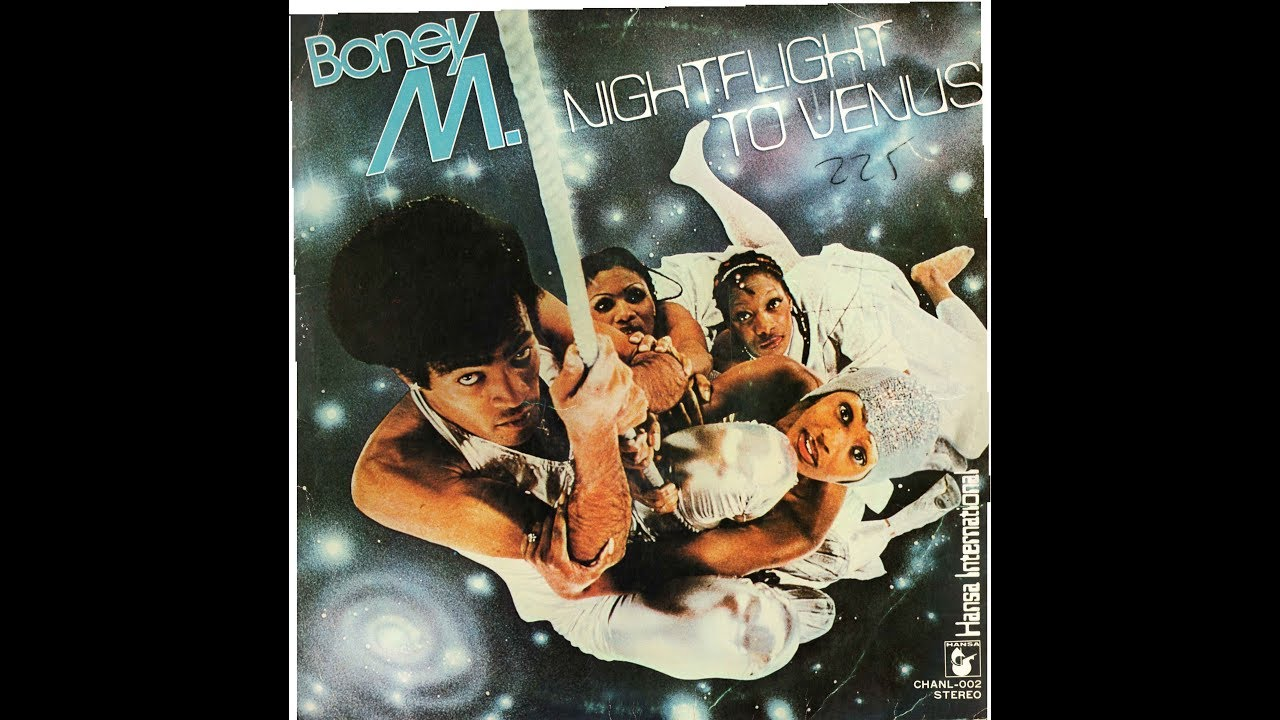 boney m album artwork