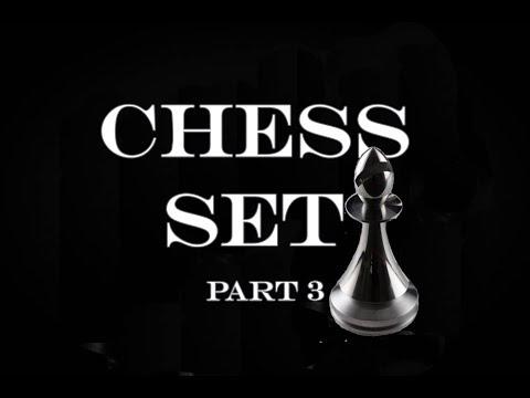 Metal Chess Set   Part 3   The Bishop