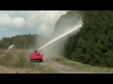 SK TEC Patented Water Jet Technology: Pump and Roll