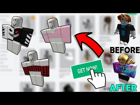 HOW TO GET FREE CLOTHES ON ROBLOX 2020 *APRIL* thumbnail