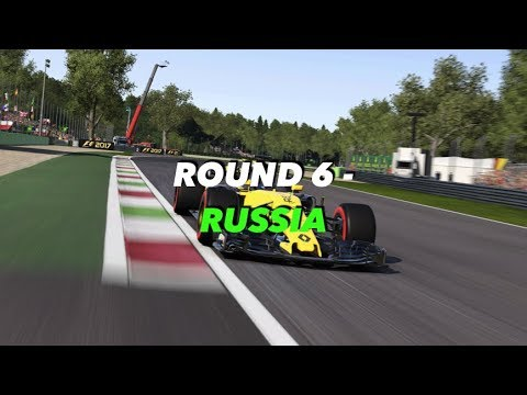 LATE BRAKING ONLINE RACING LEAGUE: ROUND 6 - RUSSIA