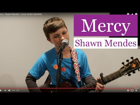 Mercy - Shawn Mendes - Cover by Ben...