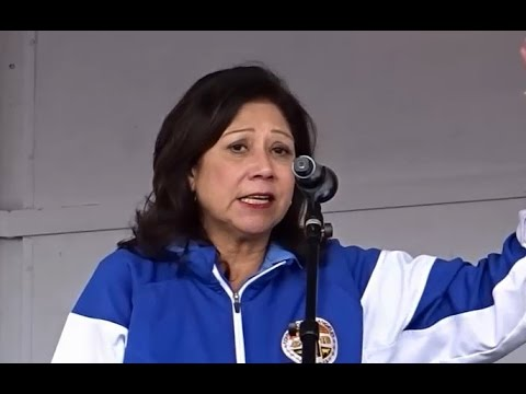 County Supervisor Hilda Solis  >> La County Supervisor Hilda Solis Wants To Get You Out Of Your Car