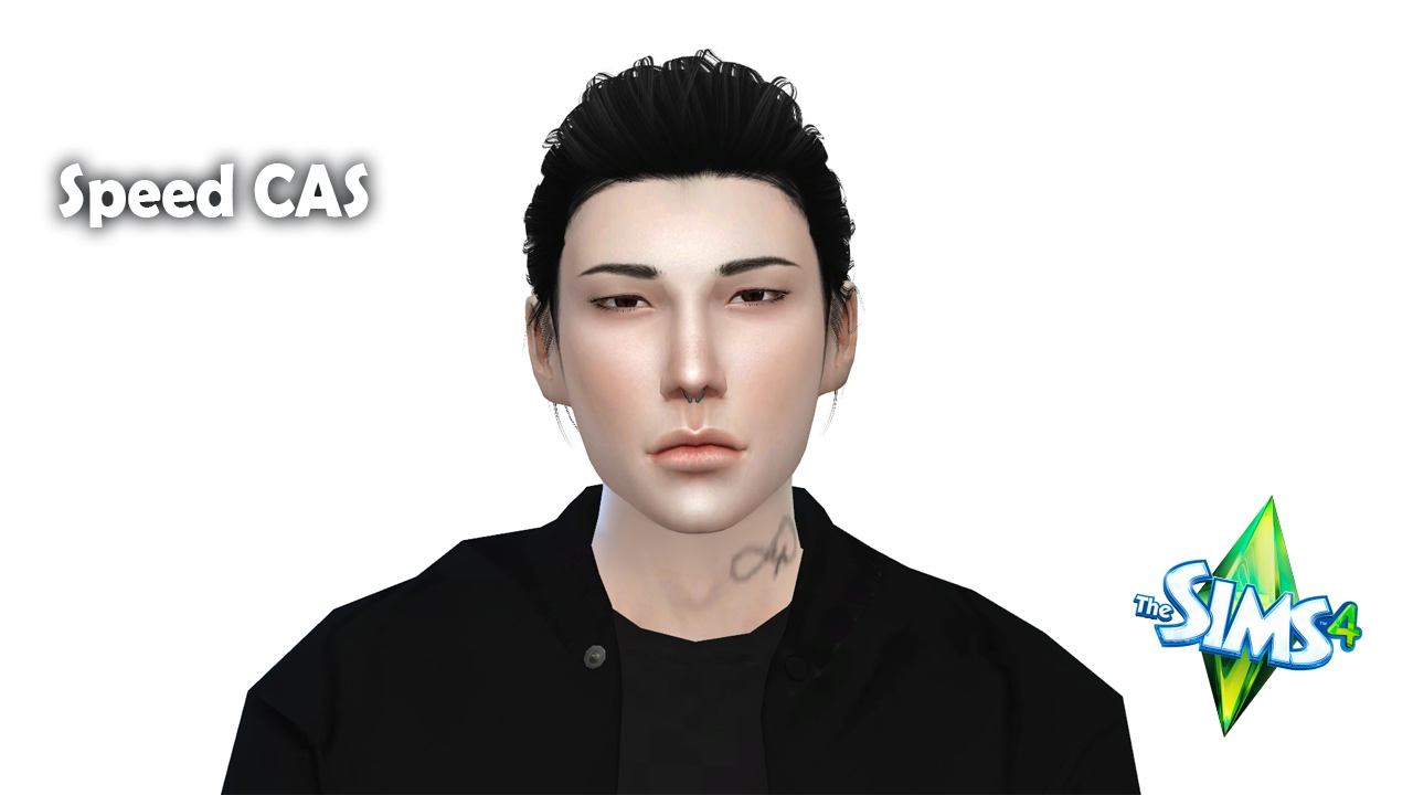 Yi \ Speed CAS / TS4 \ Asian male / DOWNLOAD \ Full CC ...