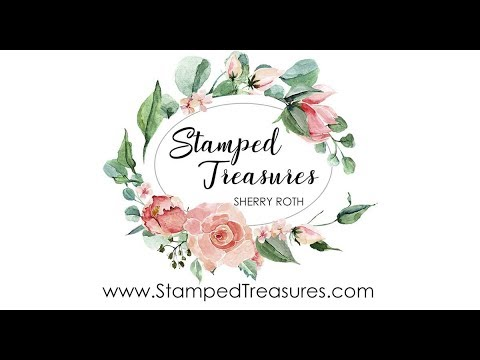 Scrapbooking Process Video #2 - Paradise Found FB Live Replay