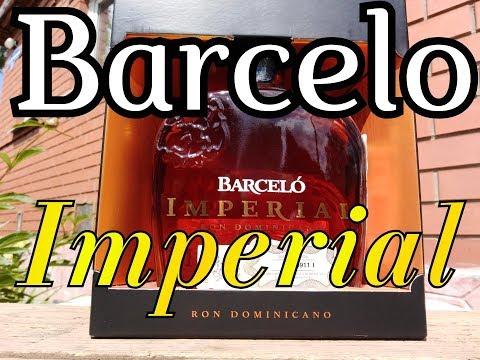 Ром Ron Barcelo, Imperial Обзор и дегустация рома от Коктейль ТВ