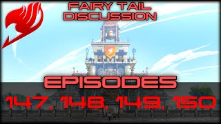Fairy Tail Discussions! Episode #1 -  Starry Sky Arc