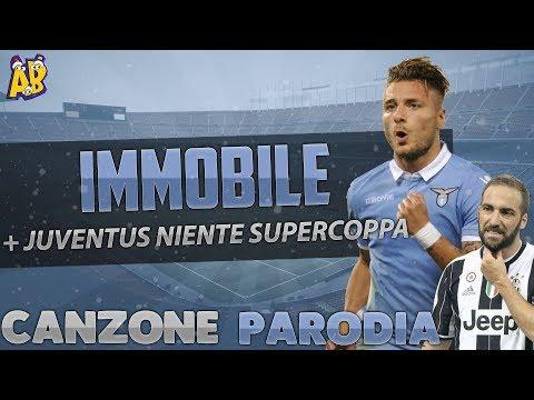 Canzone Immobile + JUVENTUS NIENTE SUPERCOPPA ! - (Parodia) Ariana Grande - One Last Time